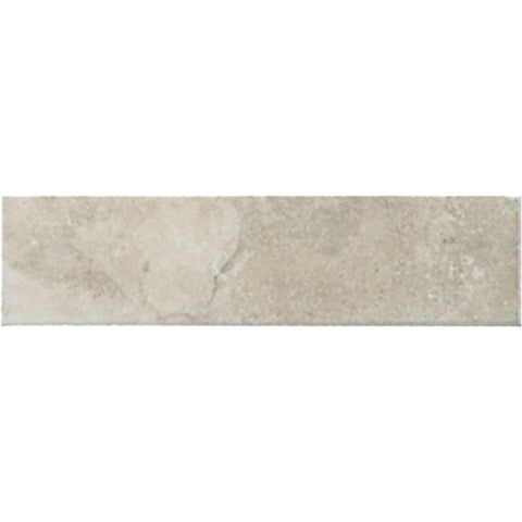 American Olean Pozzalo 3 x 9 Sail White Wall Bullnose - American Fast Floors