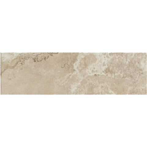 American Olean Pozzalo 2 x 6 Coastal Beige Wall Surface Bullnose - American Fast Floors