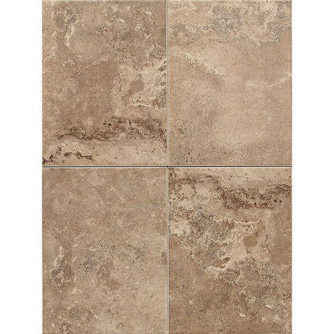 American Olean Pozzalo 9 x 12 Weathered Noce Wall Tile