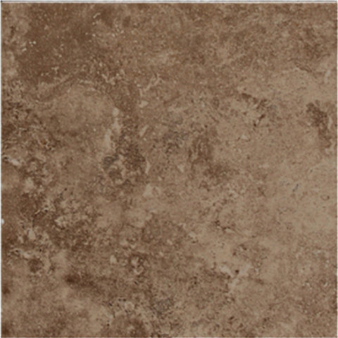 American Olean Pozzalo 3 x 3 Weathered Noce Wall Bullnose Corner
