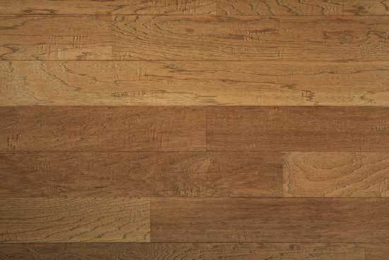 "Pagosa Pioneer Hickory 5"" Engineered Hardwood - American Fast Floors"