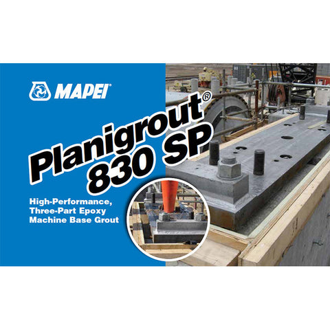 Planigrout 830 SP - 2 Cu Ft Kit