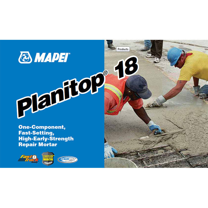 Mapei Planitop 18 - 50 Lb Pail - American Fast Floors