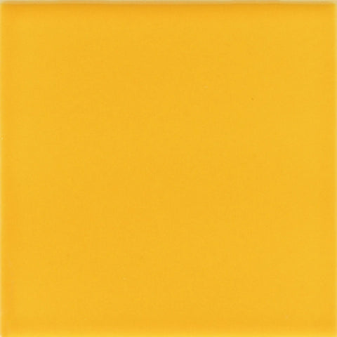 American Olean Bright 6 x 6 Lemon Zest Wall Tile - American Fast Floors