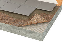 Stress Cork R12 Crack Suppression Membrane - American Fast Floors