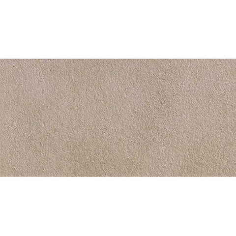 American Olean Relevance 12 x 24 Timely Beige Textured Floor Tile