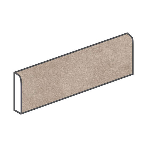 American Olean Relevance 3 x 12 Timely Beige Bullnose