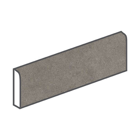 American Olean Relevance 3 x 12 Essential Charcoal Bullnose