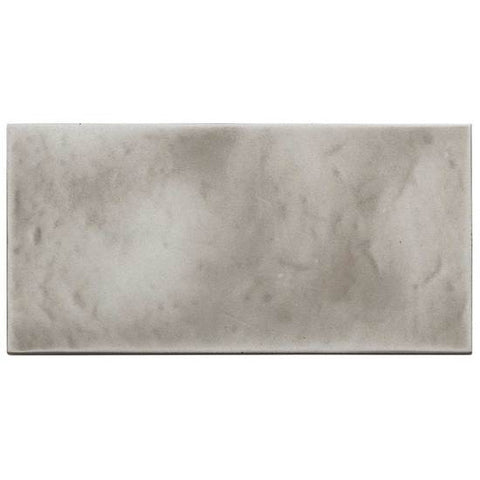 American Olean Refined Metals 4 x 8 Stainless Gloss Hammered Wall Tile