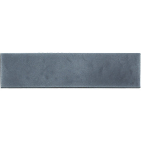 American Olean Refined Metals 2 x 8 Gunmetal Gloss Hammered Wall Tile