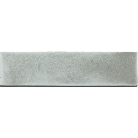American Olean Refined Metals 2 x 8 Stainless Satin Hammered Wall Tile