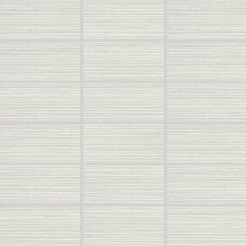 American Olean Rapport Agreeable White 2 x 4 Straight-Joint Mosaic - American Fast Floors