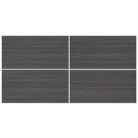 American Olean Rapport 12 x 24 Compatible Charcoal Floor Tile