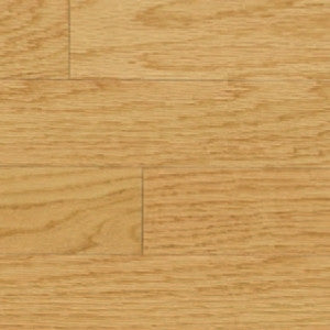 "Mullican Newtown Plank 3"" Red Oak Natural Engineered Hardwood"