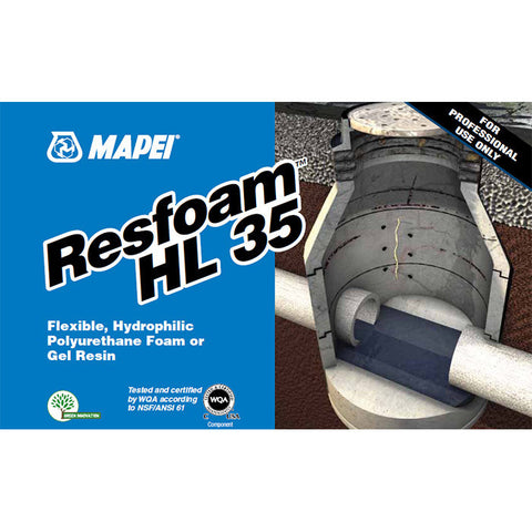 Mapei Resfoam HL 35 - 22 Oz Cartridge - American Fast Floors