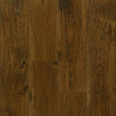 Mannington Fast Start 2016 Hand scraped Hickory Nutmeg - American Fast Floors