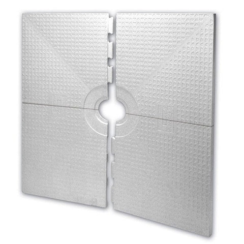 Schluter Kerdi Shower St 72 X 72 Shower Tray - American Fast Floors