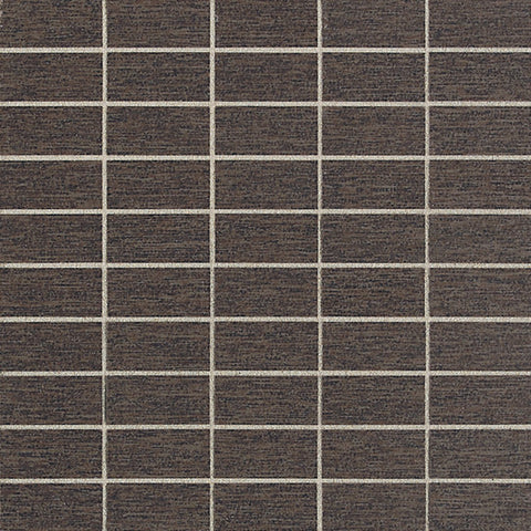 American Olean St. Germain Sable 1 x 2 Mesh Mounted Mosaic - American Fast Floors
