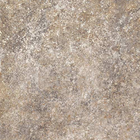 "Congoleum Ovations Stone Ford Stone Greige 14"" x14"""