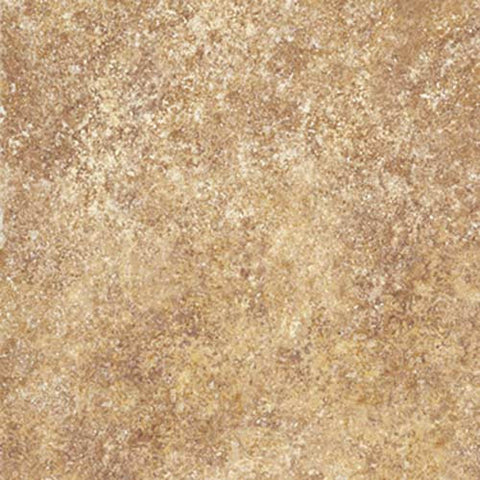 "Congoleum Ovations Stone Ford Golden Clay 14"" x14"""