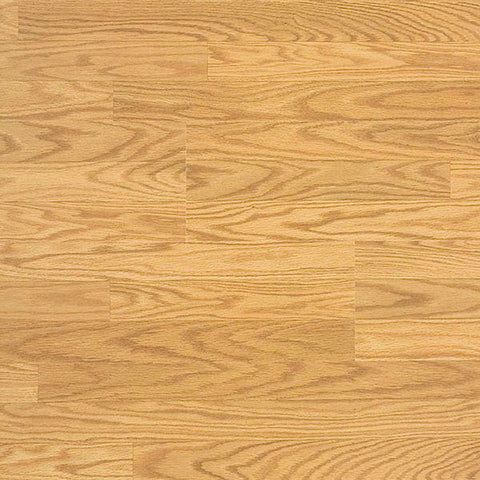 Quick Step QS 700 Red Oak Natural 3-strip Laminate Flooring - American Fast Floors