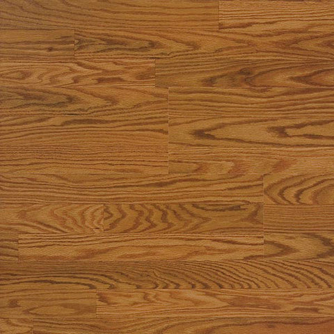 Quick Step QS 700 Red Oak Gunstock 3-strip Laminate Flooring - American Fast Floors