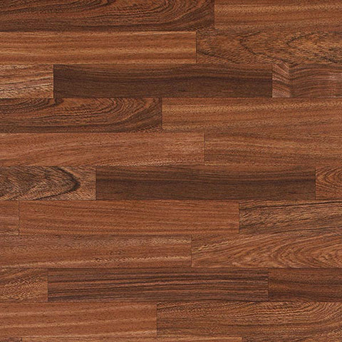 Quick Step QS 700 Dark Merbau 3-Strip Laminate Flooring - American Fast Floors