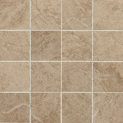 American Olean Shadow Bay Beach Sand 3 x 3 Dot Mounted Mosaic - American Fast Floors
