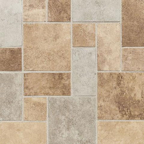 Daltile Salerno 12 x 12 Universal Block Random Decorative Accent