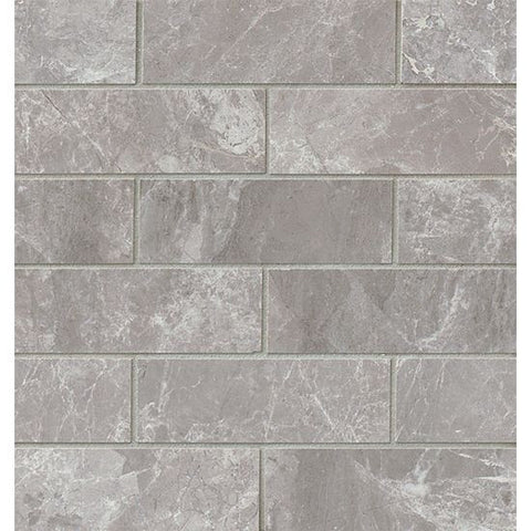 Bedrosians Classic Mosaic Bardiglietto - American Fast Floors
