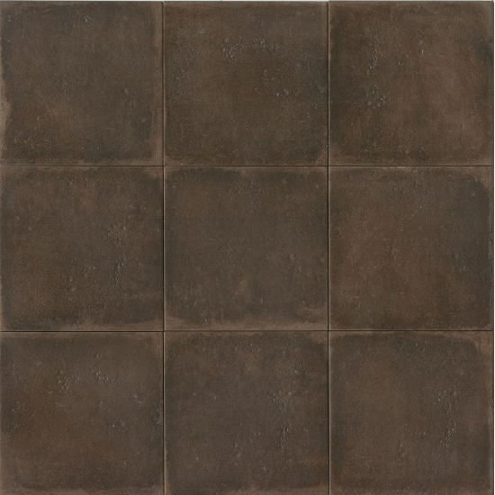 Bedrosians Palazzo Tile Antique Cotto Bloom - American Fast Floors
