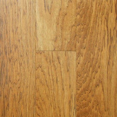 "Mullican Ponte Vedra 7"" Hickory Saddle Engineered Hardwood - American Fast Floors"