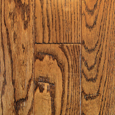 "Mullican Knob Creek 4"" Oak Saddle Solid Hardwood - American Fast Floors"