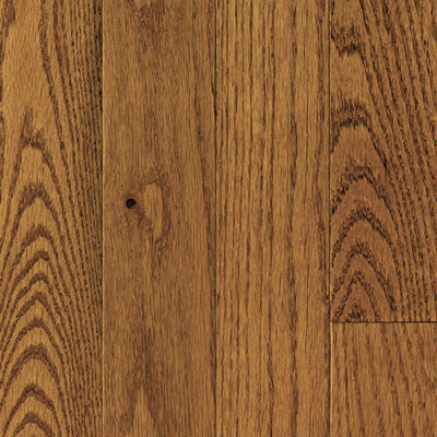"Mullican Quail Hollow 2-1/4"" Oak Saddle Solid Hardwood"