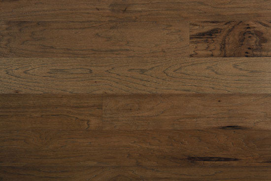Silverton Bison Hickory 5 Solid Hardwood - American Fast Floors