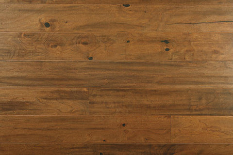 "Silverton Saddle Back Hickory 5"" Engineered Hardwood"