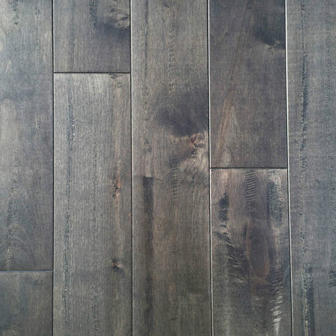 "Mullican Knob Creek 3"" Maple Slate Solid Hardwood - American Fast Floors"