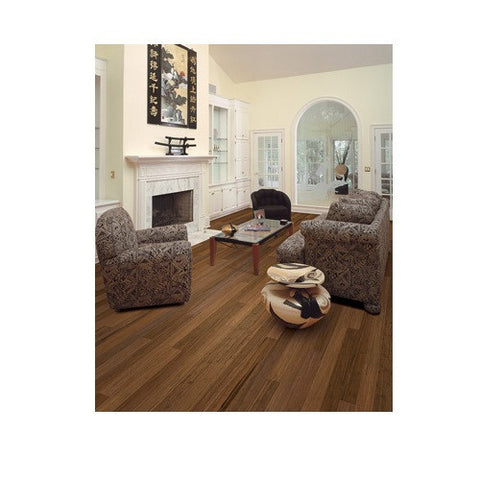 Solid Strand Woven Bamboo Tongue & Groove Carbonized - American Fast Floors