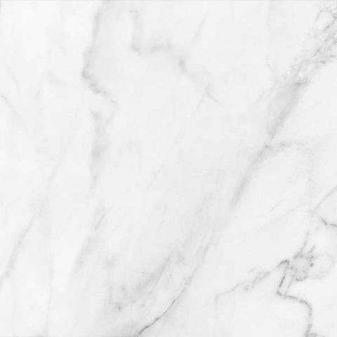 "Statuary 24""X24"" White Polished Floor Tile - American Fast Floors"