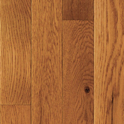 "Mullican Quail Hollow 3"" Oak Stirrup Solid Hardwood"