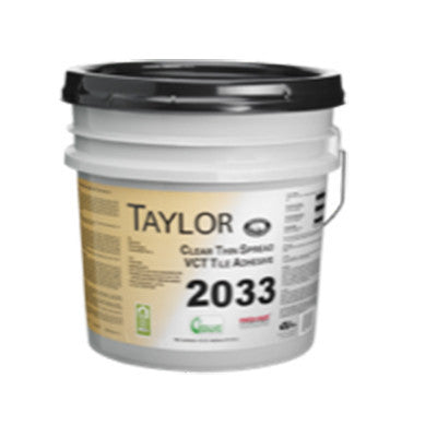 2033 Clear Thin Spread Adhesive - 4 Gallon