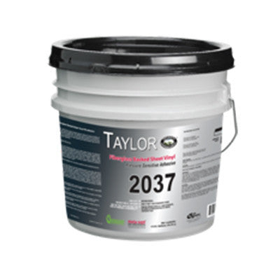 2037 Fiberglass Backed Sheet Adhesive - 4 Gallon
