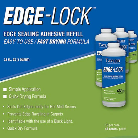 705 Edge Lock Latex Carpet Seam Adhesive - 1 Quart