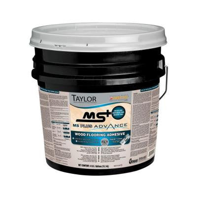 MS Plus Advanced Wood Floor Adhesive - 4 Gallon - American Fast Floors