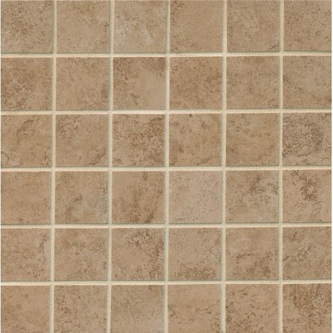 Bedrosians Fantasia Mosaic Taupe - American Fast Floors