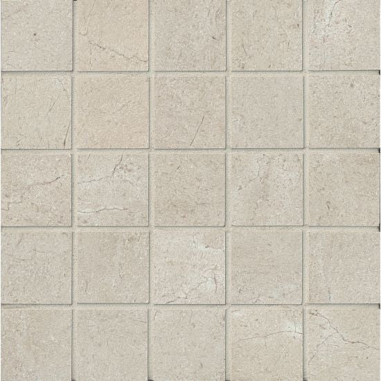 Bedrosians Marfil Mosaic Silver - American Fast Floors