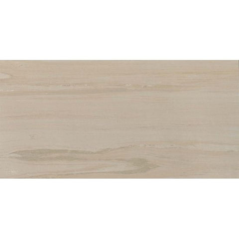 Bedrosians Rose Wood Tile  Off White