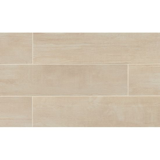 Bedrosians Bayou Country Tile Blanc - American Fast Floors