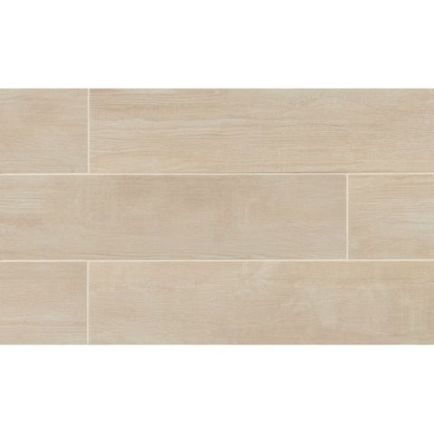 Bedrosians Bayou Country Tile Blanc