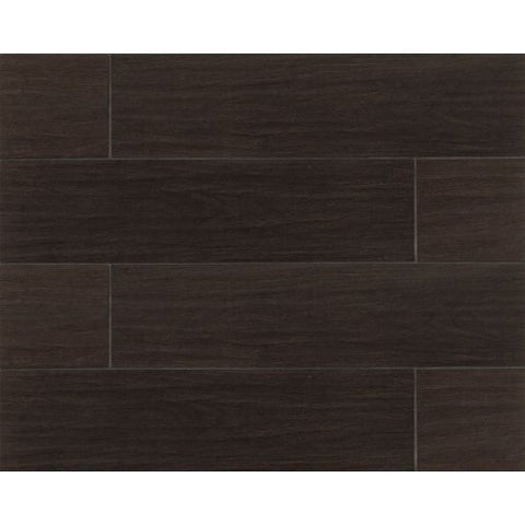 Bedrosians Heathland Collection Tile Nero - American Fast Floors